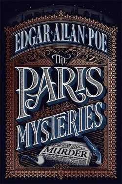 Paris Mysteries | Christmas Gifts for Book Lovers 2020