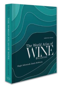 World Atlas of Wine 8th Ed