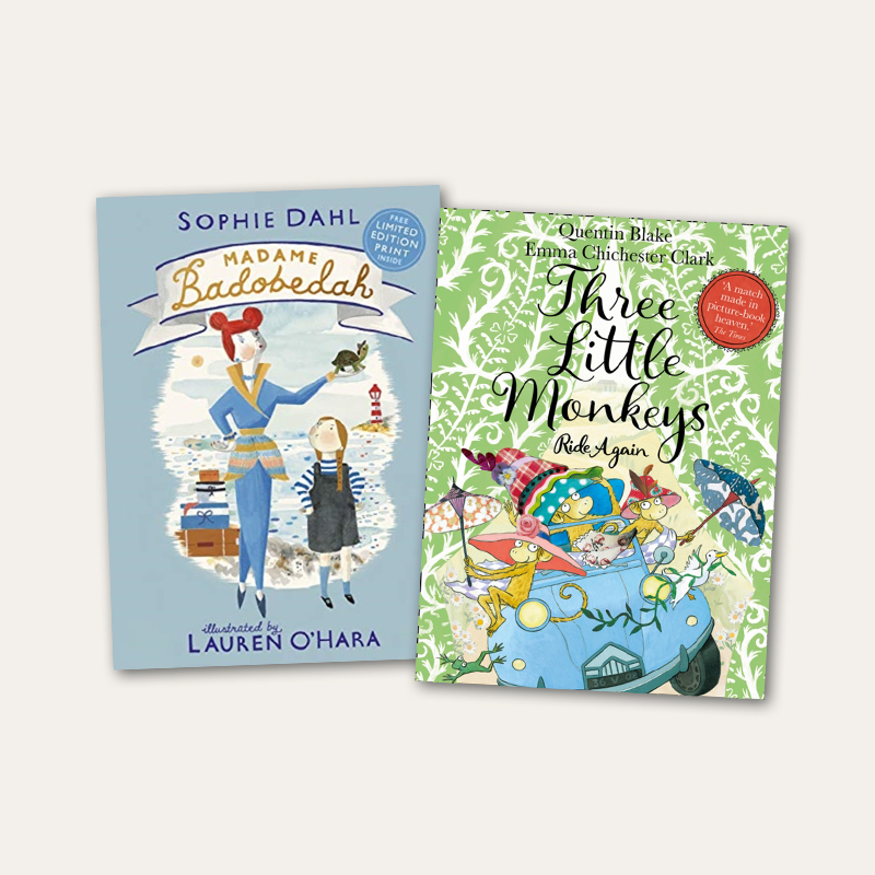 Hardback Picture Books Collection