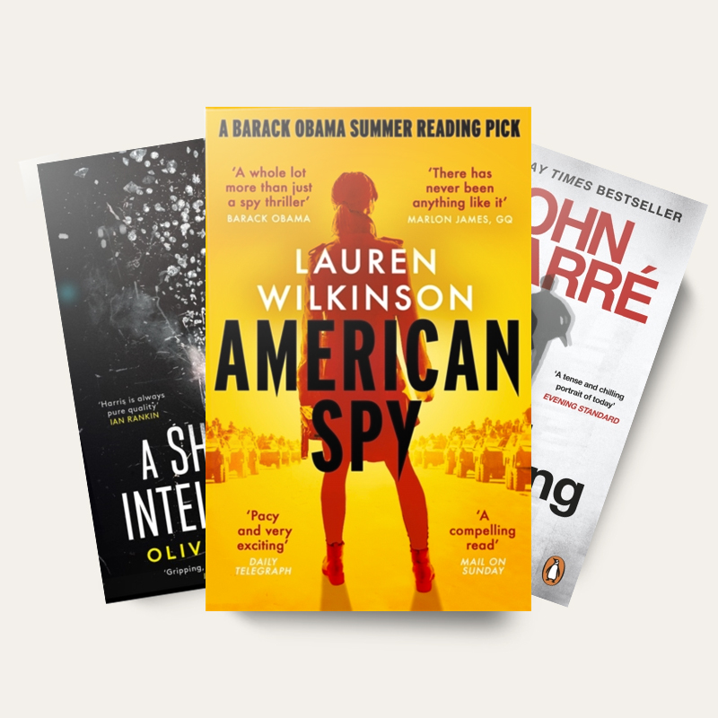 Spy Fiction Collection