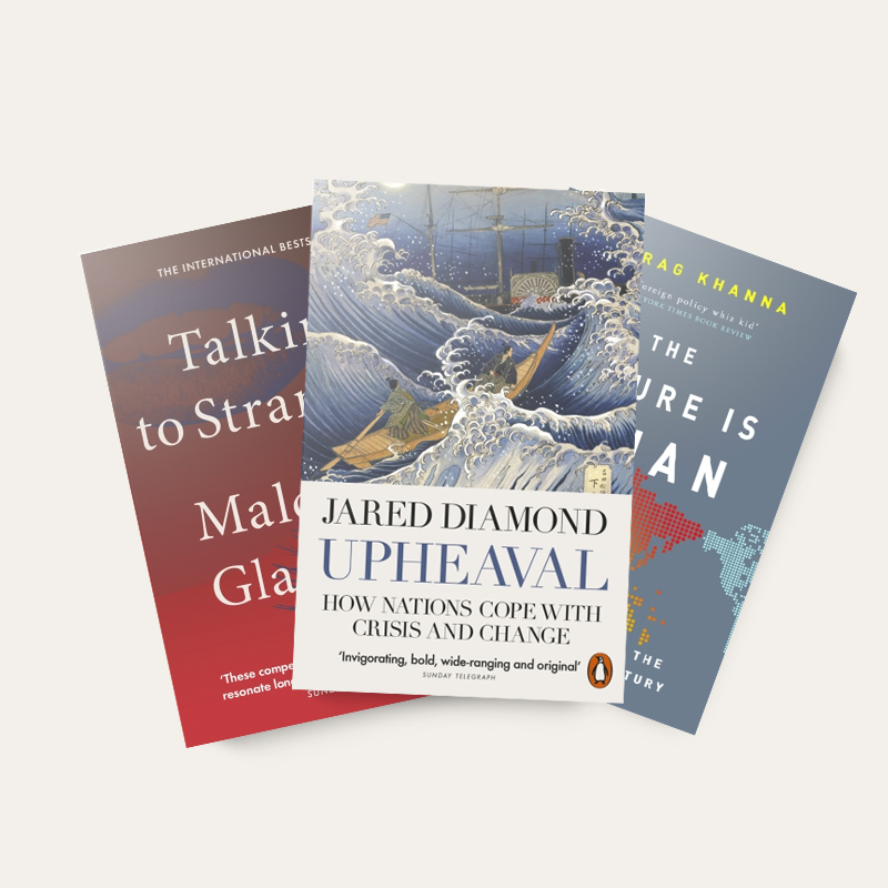 Talking Points – Non-Fiction Collection