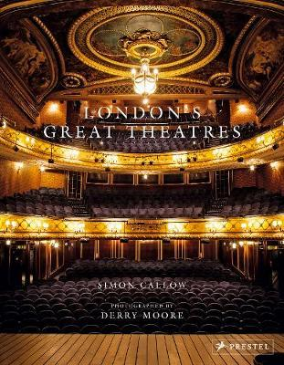 London's Great Theatres | Christmas Gifts for Book Lovers 2020
