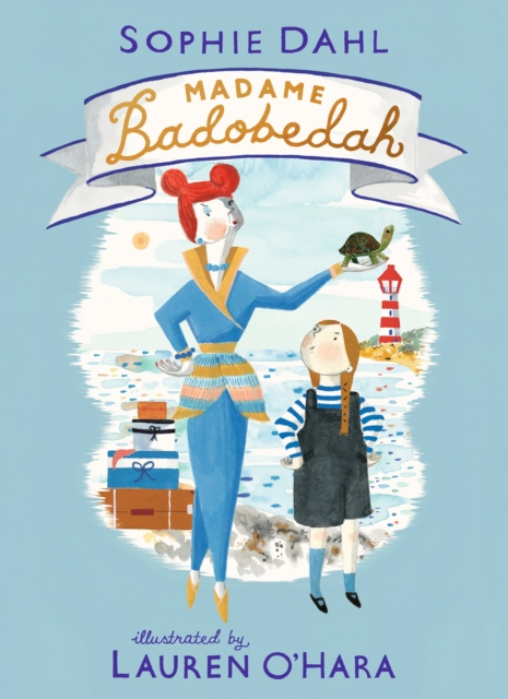 Sophie Dahl reading Madame Badobedah with a special Afternoon Tea from The Langham, London