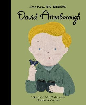 David Attenborough (little People Big Dreams)