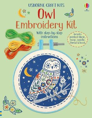 Owl Embroidery Kits