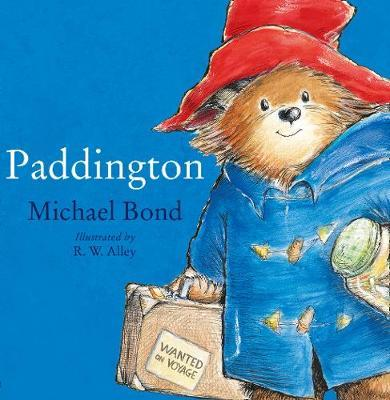 Michael Bond | Paddington (picture book) | 9780007236336 | Daunt Books