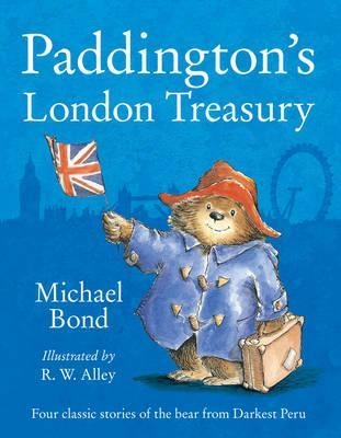 Michael Bond | Paddington's London Treasury | 9780007423705 | Daunt Books