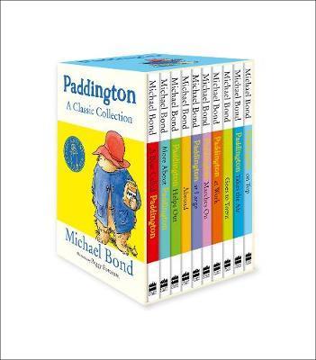 Paddington: A Classic Collection (paperback Box Set)