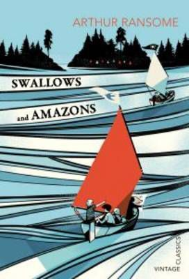 Arthur Ransome | Swallows and Amazons | 9780099572794 | Daunt Books