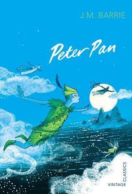 JM Barrie | Peter Pan | 9780099573043 | Daunt Books