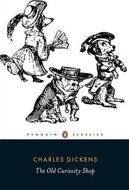 Charles Dickens | The Old Curiosity Shop | 9780140437423 | Daunt Books