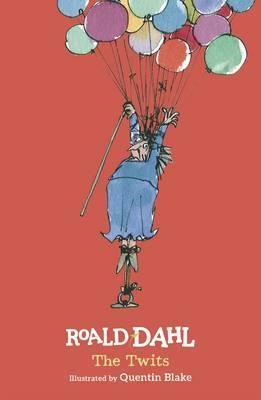 Roald Dahl | The Twits (Hardback edition) | 9780141361628 | Daunt Books