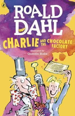 Roald Dahl | Charlie and the Chocolate Factory | 9780141365374 | Daunt Books