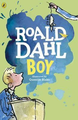 Roald Dahl | Boy | 9780141365534 | Daunt Books