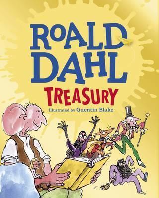 Roald Dahl | The Roald Dahl  Treasury | 9780141369228 | Daunt Books