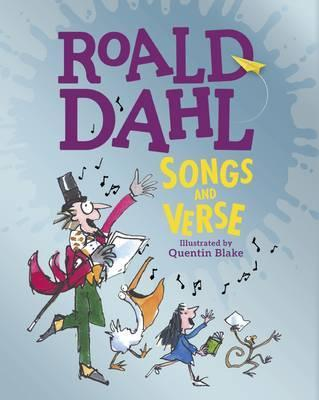Roald Dahl | Song and Verse | 9780141369235 | Daunt Books