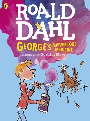 George's Marvellous Medicine (illustrated Edition)