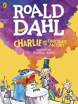 Charlie and The Chocolate Factory (illustrated Edition)