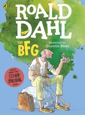 The Bfg (illustrated Edition)