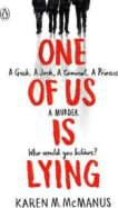 Karen McManus | One of Us is Lying | 9780141375632 | Daunt Books
