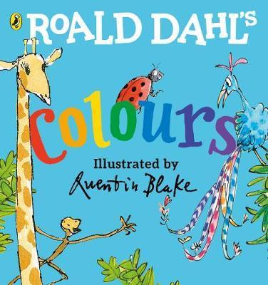 Roald Dahl | Roald Dahl's Colours | 9780241370315 | Daunt Books