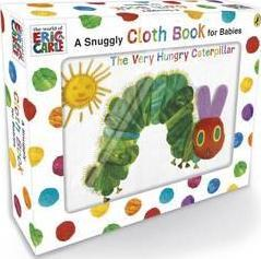 The Very Hungry Caterpillar (cloth Book)