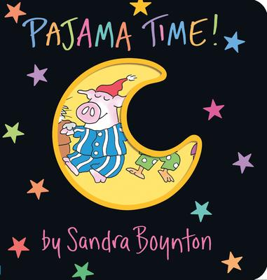 Sandra Boynton | Pajama Time | 9780761119753 | Daunt Books