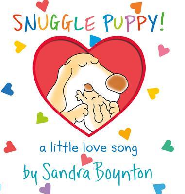 Sandra Boynton | Snuggle Puppy | 9780761130673 | Daunt Books