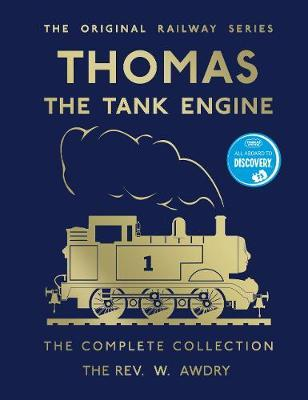 Rev W Awdry | Thomas the Tank Engine: The Complete Collection (Slipcased) | 9781405294645 | Daunt Books