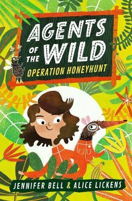 Agents of the Wild: Operation Honeynut