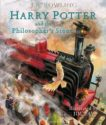 JK Rowling | Harry Potter and the Philosopher's Stone (Illustrated edition) | 9781408845646 | Daunt Books