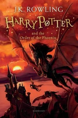 JK Rowling | Harry Potter and the Order of the Phoenix | 9781408855690 | Daunt Books