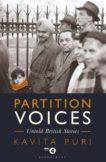 Kavita Puri   Partition Voices   9781408899076   Daunt Books