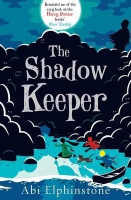 The Shadow Keeper (dreamsnatcher Book 2)