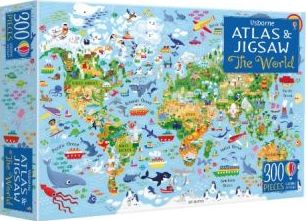 The World Atlas Jigsaw