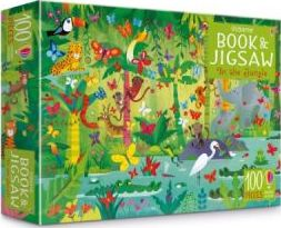 in the Jungle Jigsaw