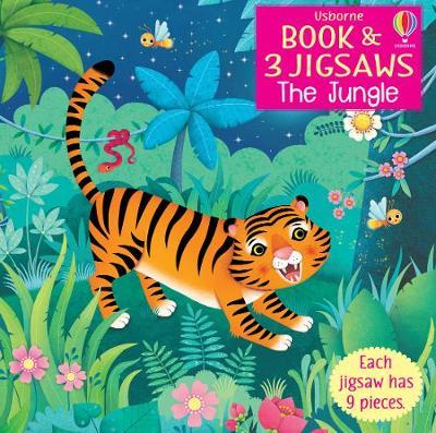 The Jungle Book and 3 Jigsaws