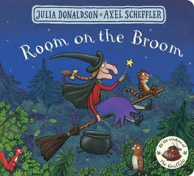 Julia Donaldson | Room on the Broom | 9781509830435 | Daunt Books