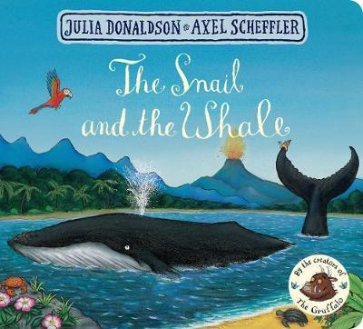Julia Donaldson | The Snail and the Whale | 9781509830442 | Daunt Books