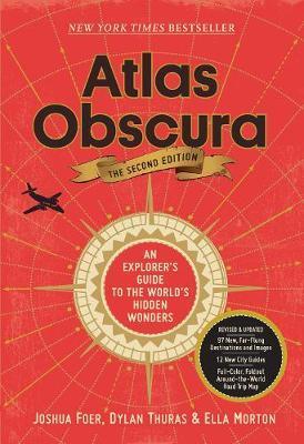 Joshua Foer | Atlas Obscura | 9781523506484 | Daunt Books