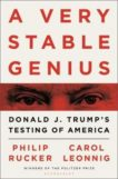 Philip Rucker and Carol D Leonnig | A Very Stsble Genius | 9781526609076 | Daunt Books