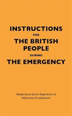 Instructions For The British People During Lockdown