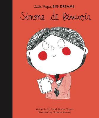 Simone De Beauvoir (little People Big Dreams)