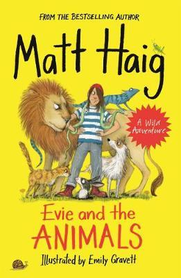 Matt Haig | Evie and the Animals | 9781786894311 | Daunt Books