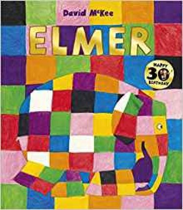 David McKee | Elmer | 9781842707319 | Daunt Books