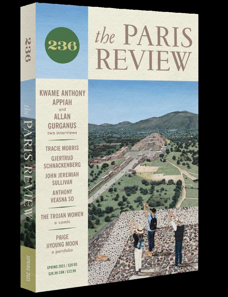 The Paris Review Spring 2020