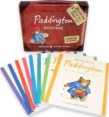 Paddington's Suitacase