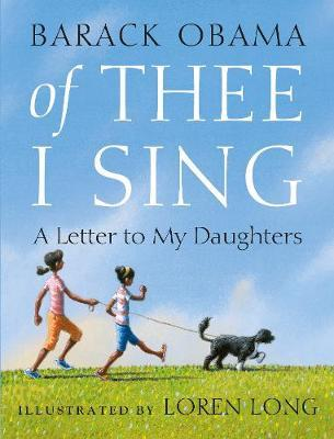 Barack Obama | Of Thee I Sing: A Letter to My Daughters | 9780241370902 | Daunt Books