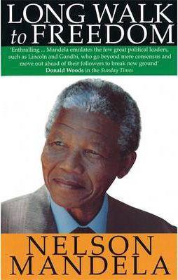 Nelson Mandela | Long Walk to Freedom | 9780349106533 | Daunt Books