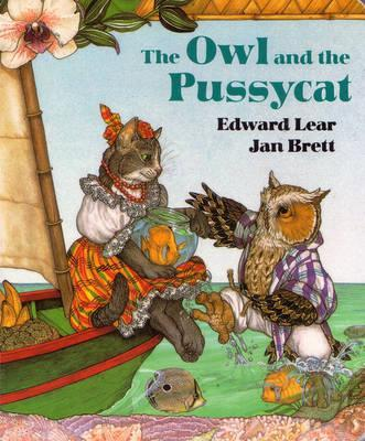 Edward Lear   The Owl and the Pussycat   9780399231933   Daunt Books